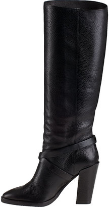 Kate Spade Montreal Tall Boot Black Leather
