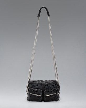 Alexander Wang Brenda Chain Bag, Black