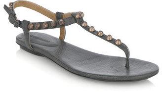 Balenciaga Arena giant flat sandals