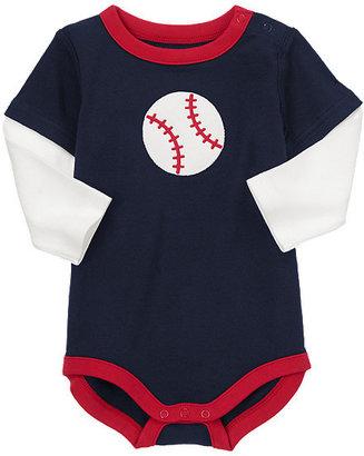 Gymboree Baseball Baby Bodysuit
