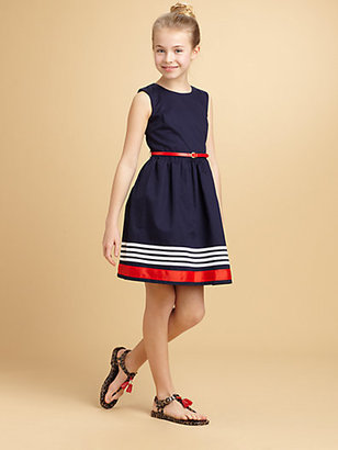 Hartstrings KC Parker by Girl's Woven Dress