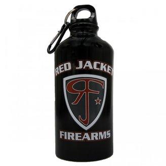 Sons Of Guns Red Jacket Firearms Logo Water Bottle