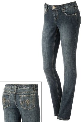 So® basic skinny jeans - juniors