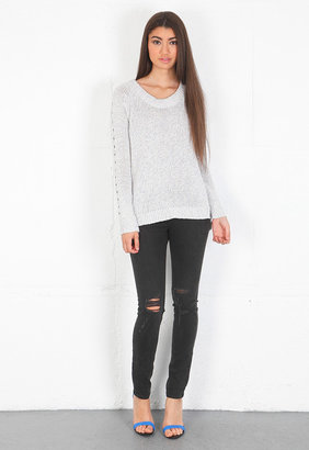 Rag and Bone Candace Pullover in Pumice