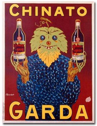 KitchenArt ''Chinato Garda, 1925'' 18'' x 24'' Canvas Art by Bouchet
