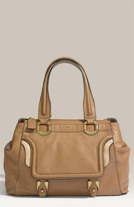 Chloé 'Patty - Medium' Leather Shopper