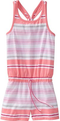 Old Navy Girls Mixed-Stripe Jersey Rompers
