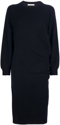 Balenciaga long sleeved dress