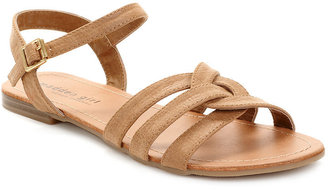 Madden-Girl Shoes, Twizzle Flat Sandals