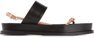 Ann Demeulemeester 'Bozo' flat sandals