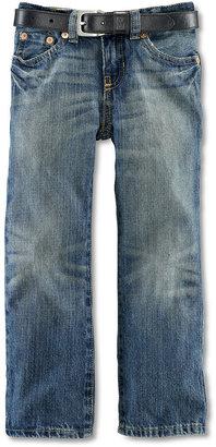 Ralph Lauren Little Boys' Slim-Fit Mott Jeans $39.50 thestylecure.com