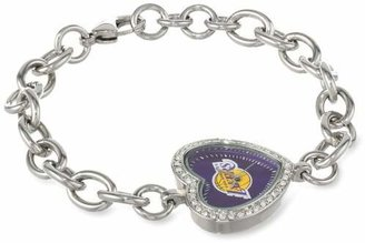 Game Time NBA Women's COL-HEA-LAL Heart Collection Los Angeles Lakers Watch