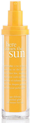 philosophy Here Comes the Sun: Gradual Self-Tanner for Face 1.6oz