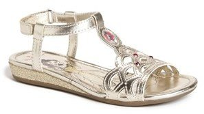 Stride Rite 'Disney - Belle' Sandal (Toddler & Little Kid)