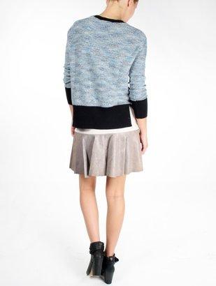 Derek Lam 10 Crosby Side Slit Sweater