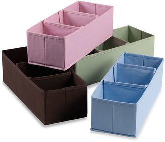 Bed Bath & Beyond 3-Section Nursery Organizer