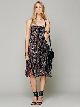 Free People Jessie's Floral Swing Dress