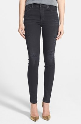 Women's Citizens Of Humanity Rocket Distressed High Waist Skinny Jeans $238 thestylecure.com