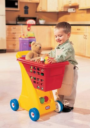 Little Tikes Shopping Cart - Primary Colors