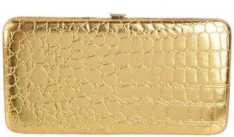 Forever 21 Croc Embossed Wallet