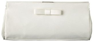 Isaac Mizrahi for Target® Solid Clutch - Stucco (Champagne)