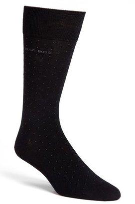 HUGO BOSS BOSS 'Luke Dots' Socks
