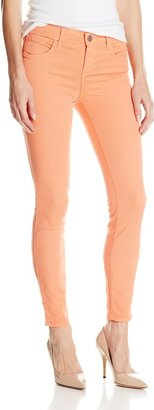 Habitual Denim Women's Grace Skinny Jean in Vivid Peach 24