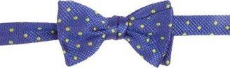 Duchamp Mini Textured Spot Bow Tie