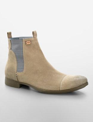 Calvin Klein Fenton Suede Boot
