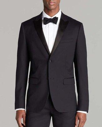 Theory Wellar PE Tux Jacket $695 thestylecure.com
