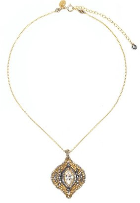 Mother of Pearl Miguel Ases Necklace