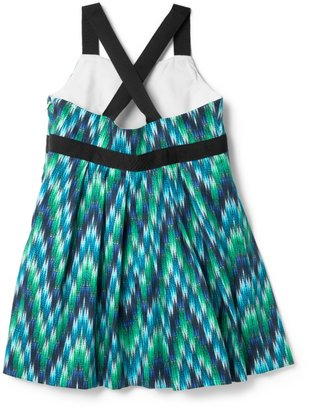 Milly Minis Crossover Party Dress