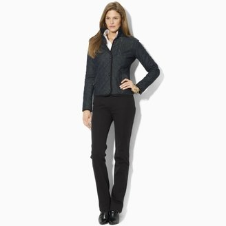 Lauren Ralph Lauren Ralph Denim Quilted Jacket