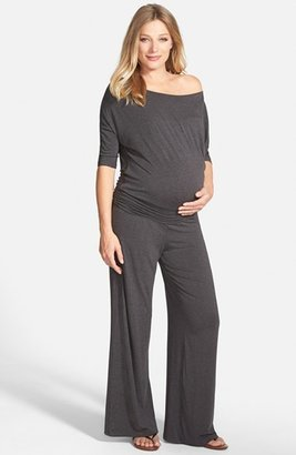 Women's Tart Maternity 'Michelle' Maternity Jumpsuit $172 thestylecure.com
