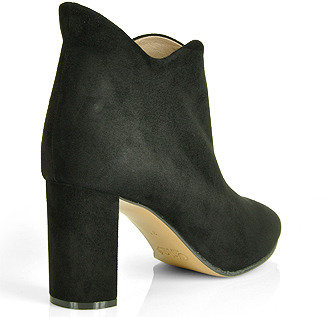 Chloé CH21111 - Suede Ankle Bootie