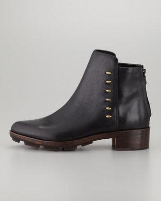 Rag and Bone Rag & Bone Dover Leather Ankle Boot, Black