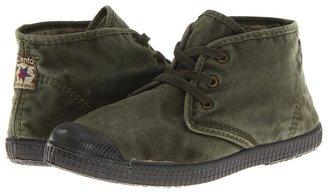 Cienta 960-957 (Toddler/Little Kid/Big Kid) (Olive) - Footwear