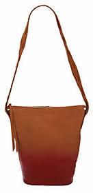 Kelsi Dagger Avery Dip-Dyed Long Shoulder Bucket Bag $103 thestylecure.com