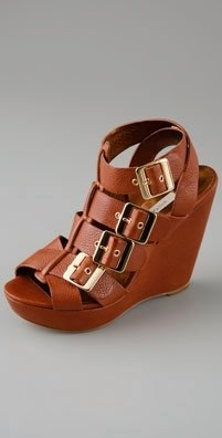 Twelfth St. By Cynthia Vincent Shoes Harper Wedge Gladiator Sandal