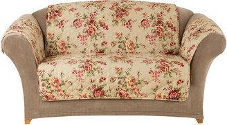 Sure Fit Lexington Floral 1-pc. Loveseat Pet Furniture Cover