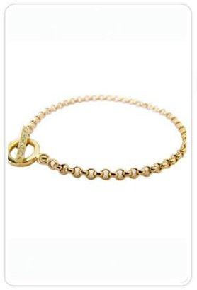 Ariel Gordon Jewelry Pave Toggle Bracelet