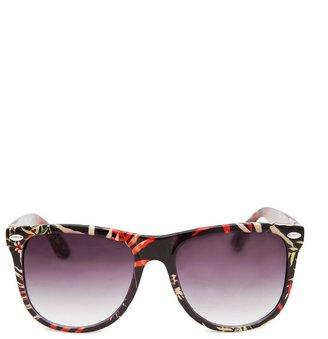MANGO Way-farer style sunglasses