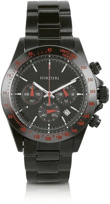 Forzieri Murdock - Black Chrono Watch