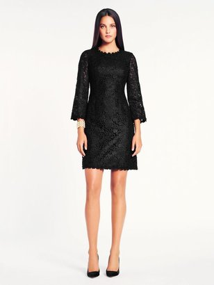 Kate Spade Lace quinn dress