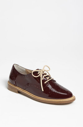 Halogen 'Livia' Perforated Patent Oxford