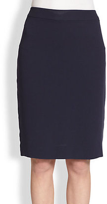 Marc by Marc Jacobs Sparks Flared-Back Pencil Skirt
