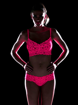 Cosabella Never Say Never Fluorescent Sweetie Soft Bra