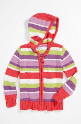 Pumpkin Patch Stripe Sweater (Infant)