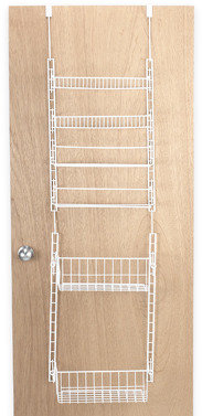 Bed Bath & Beyond Over-the-Door Large Pantry Rack