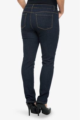 Torrid Skinny Jean - Dark Rinse (Extra Short)